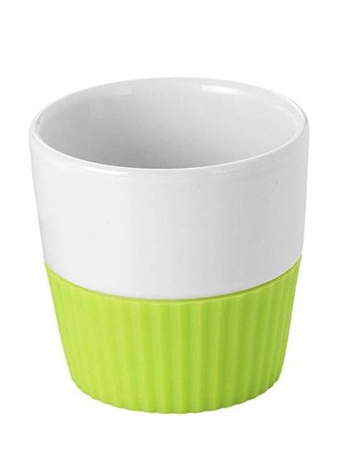 Pf Concept Seramik Cupcake Kabı Mor Yeşil